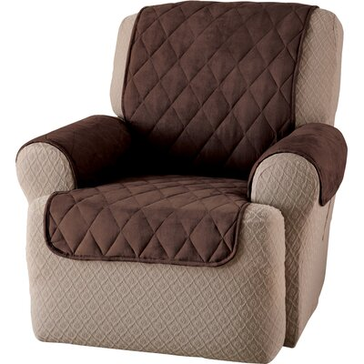 innovative textile solutions faux suede furniture recliner