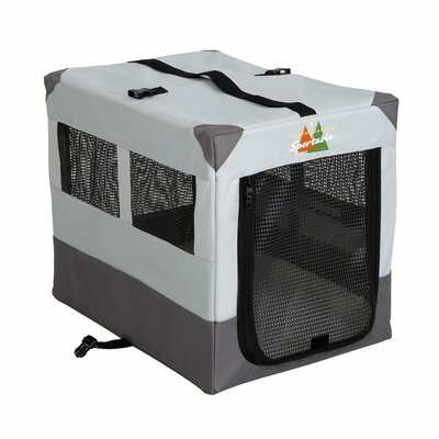 midwest homes for pets canine camper sportable tent pet crate u0026 reviews wayfair