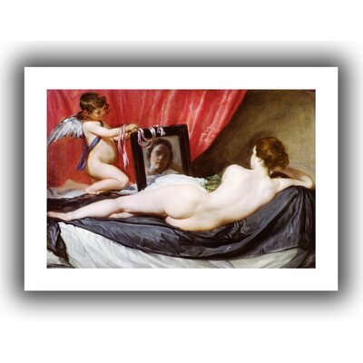 Artwall The Rokeby Venus By Diego Velazquez Painting