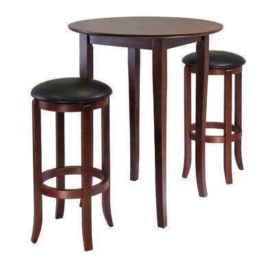 Winsome Fiona 3 Piece Pub Table Set U0026 Reviews | Wayfair