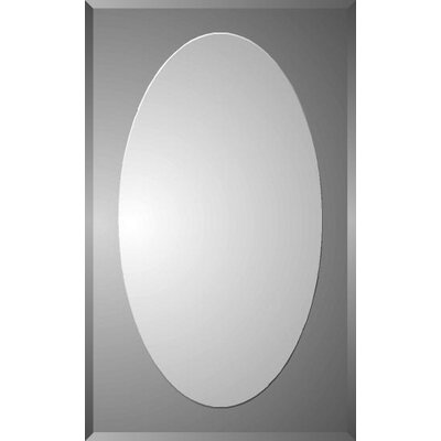 recessed medicine cabinet with oval mirror sliding mirrors round