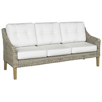 Forever Patio Telluride Sofa With Cushions U0026 Reviews | Wayfair