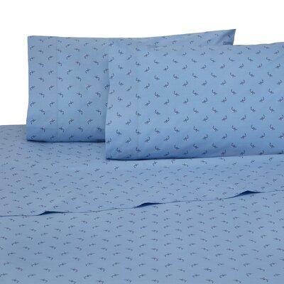 southern tide shark attack 4 piece 200 thread count 100 cotton sheet set u0026 reviews wayfair