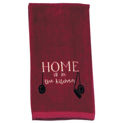 Kay Dee Designs Home Embroidered Terry Kitchen Towel U0026 Reviews | Wayfair