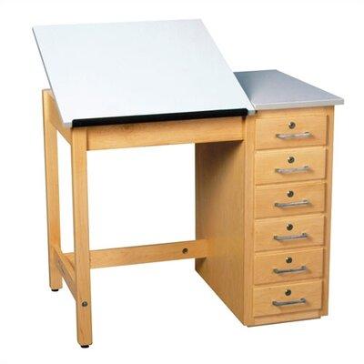 Shain Drafting Table U0026 Reviews | Wayfair