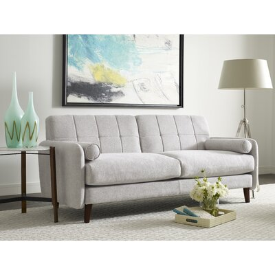 serta at home savanna sofa wayfair. Black Bedroom Furniture Sets. Home Design Ideas