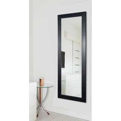 Rayne Mirrors Ava Black Superior Full Length Body Mirror