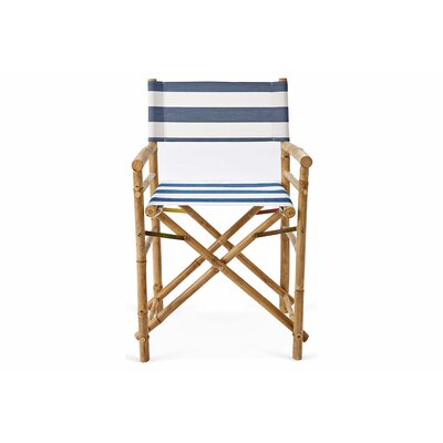 zew hand crafted outdoor indoor bamboo director chair u0026 reviews wayfair
