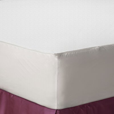 allerease bed bug allergy zippered waterproof mattress protector u0026 reviews wayfair - Waterproof Mattress Pad