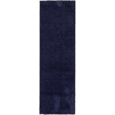 Captivating Zipcode Design Chester Navy Blue Shag Area Rug U0026 Reviews | Wayfair