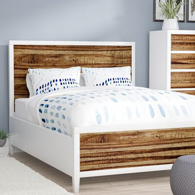 mercury row bendigo platform bed & reviews | wayfair