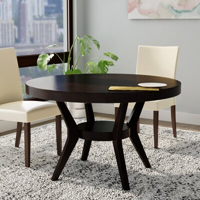 Latitude Run Connor Transitional Dining Table U0026 Reviews | Wayfair