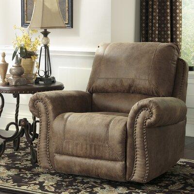 signature design by ashley bessemer rocker recliner u0026 reviews wayfair