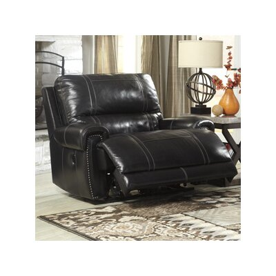 Signature Design by Ashley Paron Leather Wall Hugger Recliner u0026 Reviews | Wayfair  sc 1 st  Wayfair & Signature Design by Ashley Paron Leather Wall Hugger Recliner ... islam-shia.org