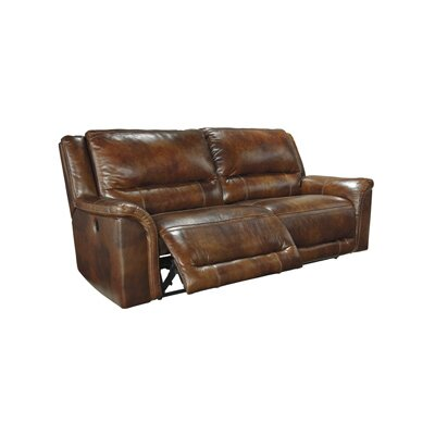 sc 1 st  Wayfair & Signature Design by Ashley Jayron Reclining Sofa u0026 Reviews | Wayfair islam-shia.org