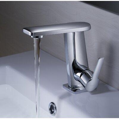 kraus exquisite single hole single handle bathroom faucet u0026 reviews wayfair - Kraus Faucets