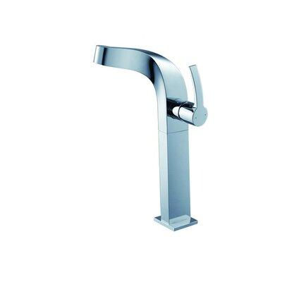 kraus typhon single hole single handle bathroom faucet with drain assembly u0026 reviews wayfair - Kraus Faucets
