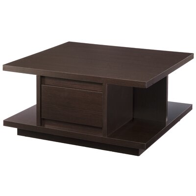 hokku designs karina coffee table & reviews | wayfair