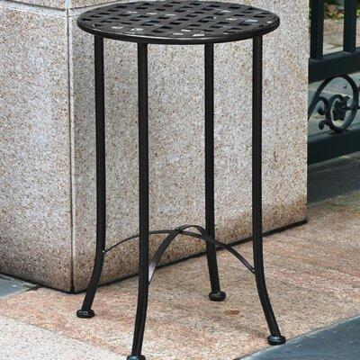 International Caravan Mandalay 16 Inch Iron Patio Side Table U0026 Reviews |  Wayfair