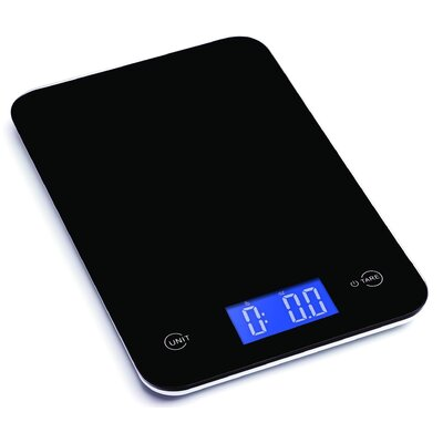 ozeri touch professional digital kitchen scale (18 lbs edition