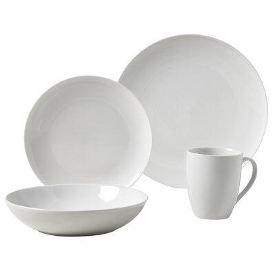 Tabletops Gallery Collins 16 Piece Dinnerware Set, Service For 4 U0026 Reviews    Wayfair