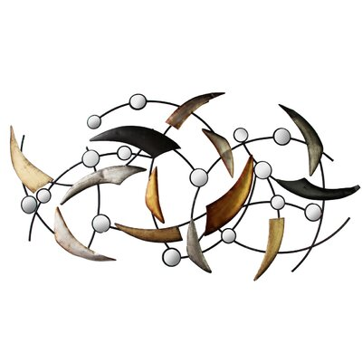 Horizontal Wall Decor andover mills modern horizontal wall décor & reviews | wayfair