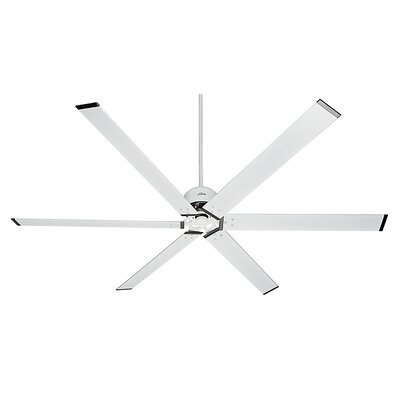 Hunter Fan 96 Industrial 6 Blade Ceiling Reviews Wayfair Audiocablefo Light Images