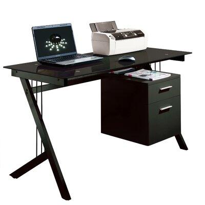 Home Haus Sleek Computer Desk Reviews Wayfaircouk