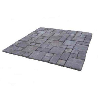 Charming Natural Concrete Products Co Cass Stone Concrete Patio On A Pallet Kit    Wayfair
