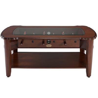 Berner Billiards 2in1 Foosball Coffee Table Reviews Wayfair