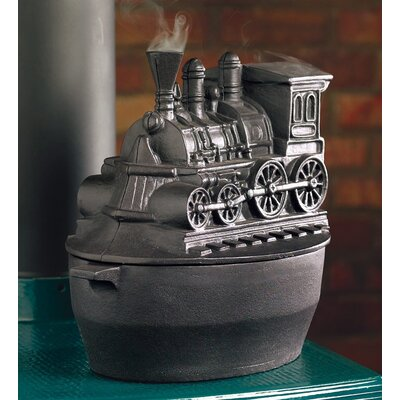 - Plow & Hearth Train Woodstove Steamer & Reviews Wayfair