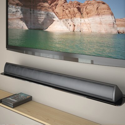 Dcor Design Sound Bar Wall Shelf Amp Reviews Wayfair