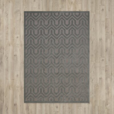Mercury Row Zopyros Brown Area Rug U0026 Reviews | Wayfair