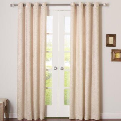 Best Home Fashion, Inc. Shiny Chenille Curtain Panels | Wayfair