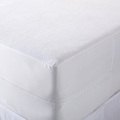 home fashion designs marta premium deep pocket zippered waterproof mattress protector u0026 reviews wayfair