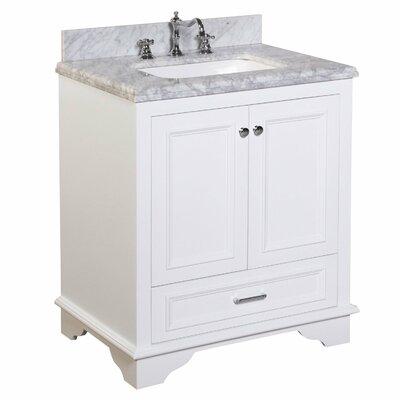 KBC Nantucket 30 Single Bathroom Vanity Set Reviews Wayfair