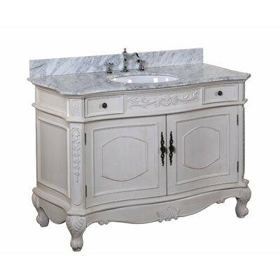 KBC Versailles 48 Single Bathroom Vanity Set Reviews Wayfair
