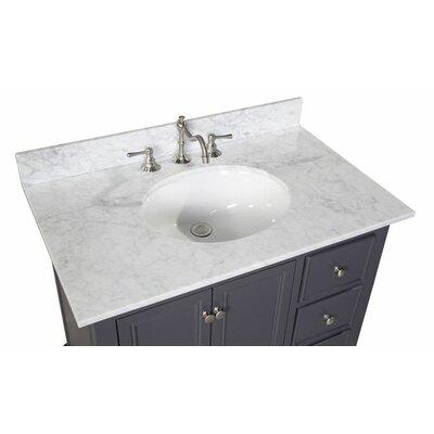 "kbc bella "" single bathroom vanity set  reviews  wayfair, Bathroom decor"