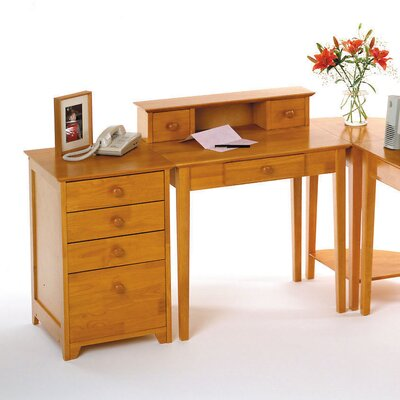 red barrel studio hilderbrand home office computer desk & reviews