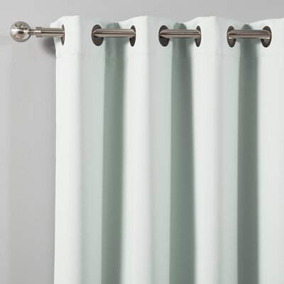 Red Barrel Studio Fairhaven Basic Blackout Thermal Curtain Panels ...