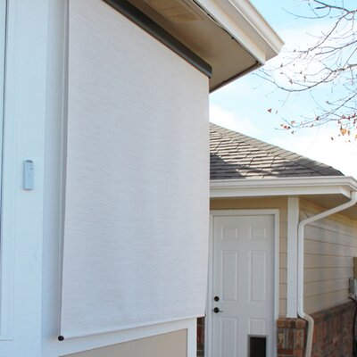 Motorized Outdoor Window Shades Gallery Of The Sunsetter Oasis Awning Motorized And Manually