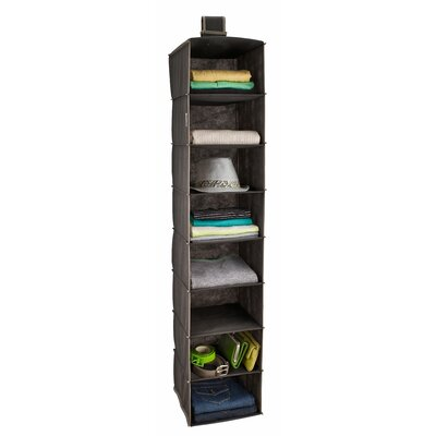 ClosetMaid 8 Shelf Closet Hanging Organizer U0026 Reviews | Wayfair