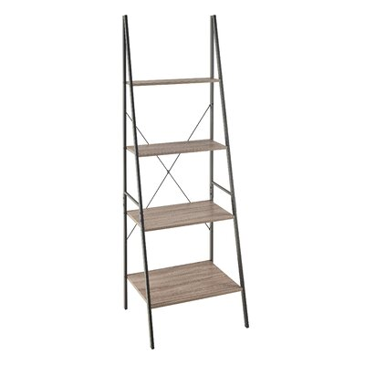 . ClosetMaid Ladder 71  Freestanding Bookcase   Reviews   Wayfair