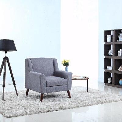 Madison Home Usa Mid Century Modern Fabric Living Room Armchair