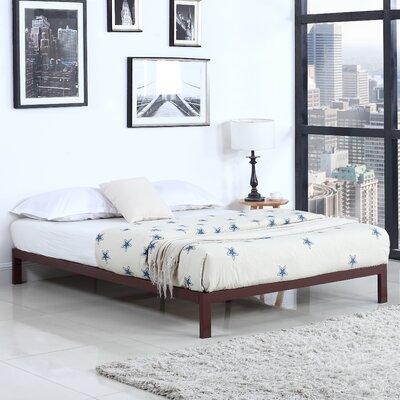christel full metal platform bed frame home modern queen walmart
