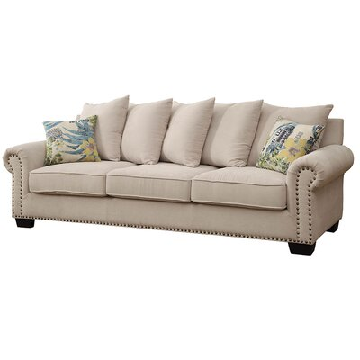 Darby Home Co Constantine Nailhead Trim Sofa & Reviews | Wayfair