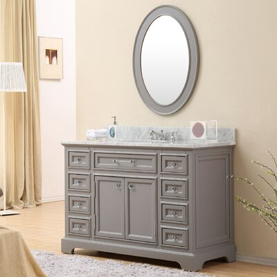 Darby Home Co Colchester Single Sink Bathroom Vanity Set
