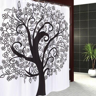 Varick Gallery Taft Avenue Tree of Life Shower Curtain & Reviews   Wayfair - Varick Gallery Taft Avenue Tree Of Life Shower Curtain & Reviews