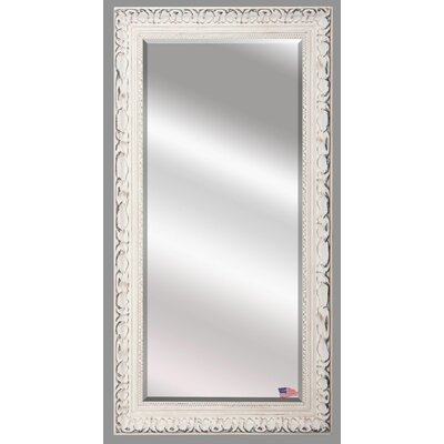 Beveled Wall Mirror brayden studio antique wood beveled wall mirror & reviews | wayfair