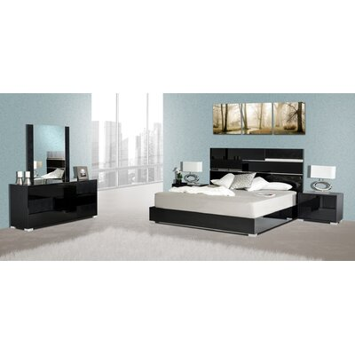 Wade Logan New Cheltenham Panel 5 Piece Bedroom Set & Reviews ...